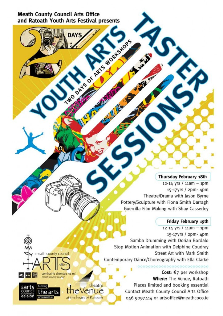 Youth Arts Taster Sessions